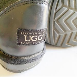 UGG Shoes - UGG Boots with Double Buckles Size 7